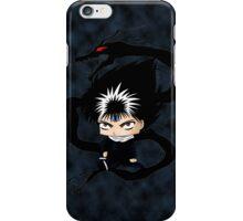Chibi Hiei  iPhone Case/Skin