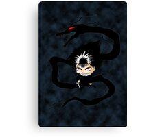 Chibi Hiei  Canvas Print