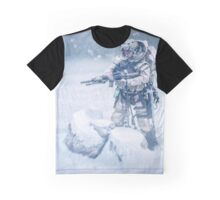 Snow soldier Graphic T-Shirt