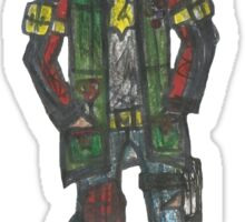 Tim Drake - Zombie Bats! Sticker