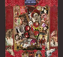Phantom of thr Opera by groucho4ever