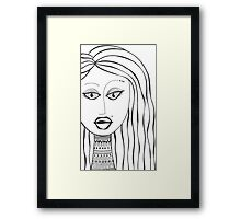 Bel Colla 03 Framed Print