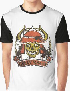 Greatest Khan Graphic T-Shirt