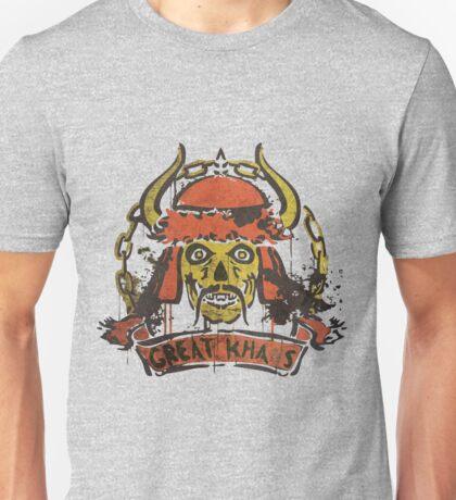 Greatest Khan Unisex T-Shirt