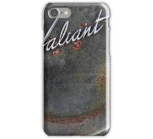Rusty Yet Valiant iPhone Case/Skin