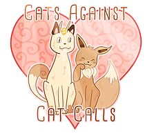 Pokemon Cats Against Cat Calls by shebandit