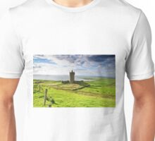 Doonagore Irish Castle, Doolin, County Clare, Ireland Unisex T-Shirt