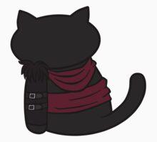 Morrigan the Cat One Piece - Long Sleeve