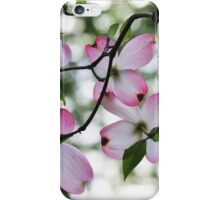 Dogwoods in the Pink iPhone Case/Skin