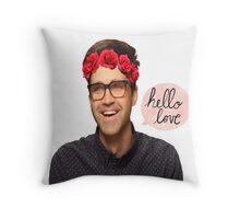 Link Neal (new hair) Throw Pillow