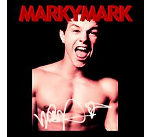 Marky Mark Photographic Print