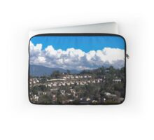 Clouds & Houses Laptop Sleeve