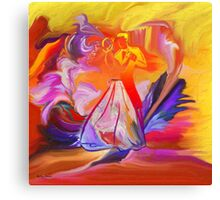 This is our Dance-  Art + Products Design  Canvas Print