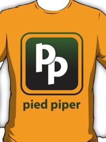 Pied Piper New Logo Shirt for Tech Crunch Disrupt T-Shirt