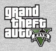 GTA V LOGO Kids Tee