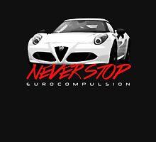 Never Stop (4C) - EUROCOMPULSION Unisex T-Shirt