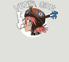 Vespa Girl Unisex T-Shirt