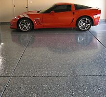 Garage Floors & Tiles by humortum