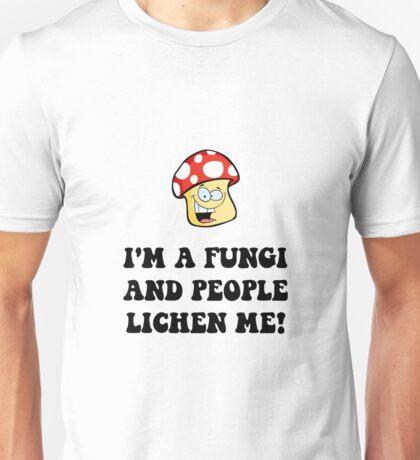 Fungi Lichen Unisex T-Shirt