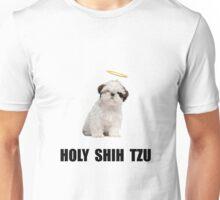 Holy Shih Tzu Unisex T-Shirt
