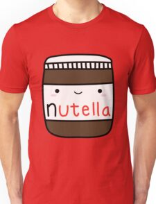 Nutella kawaii. Unisex T-Shirt