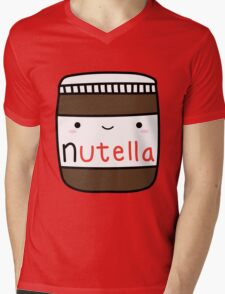 Nutella kawaii. Mens V-Neck T-Shirt