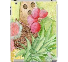 Thai fruit iPad Case/Skin