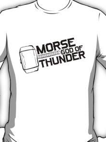 Morse God of Thunder (Light Version) T-Shirt