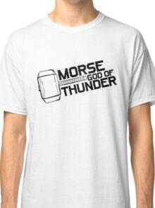 Morse God of Thunder (Light Version) Classic T-Shirt