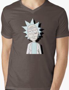 Rick Mugshot Mens V-Neck T-Shirt
