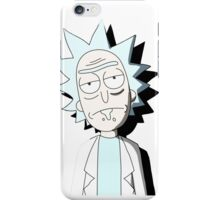 Rick Mugshot iPhone Case/Skin