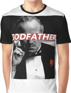 GODFATHER Graphic T-Shirt