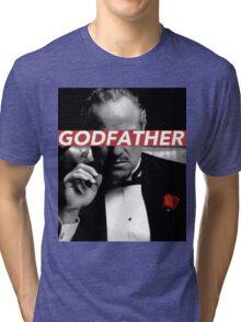GODFATHER Tri-blend T-Shirt