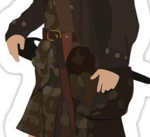 Jamie Fraser - Outlander Sticker