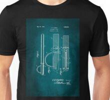 Police Baton Patent 1926 Unisex T-Shirt