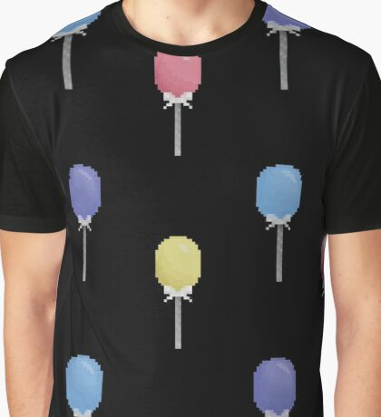 Oh Lollipop Tell Me Why Graphic T-Shirt