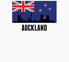 Auckland New Zealand Flag Unisex T-Shirt