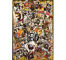 Frank Sinatra, King Kong, Marlene Ditrich Photographic Print