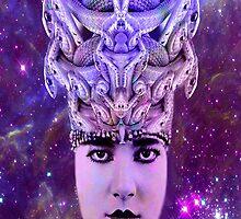 Snake Woman by Icarusismart