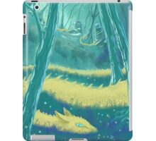 Within the woods iPad Case/Skin