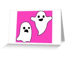 Real Creeps Pocket Ghosts Greeting Card