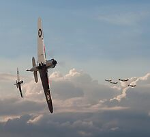 Hurricane - Opening Moves by Pat Speirs