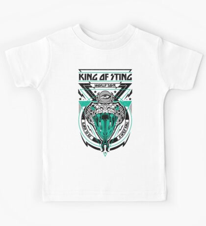 King of Sting Kids Clothes