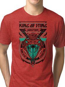 King of Sting Tri-blend T-Shirt