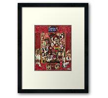 Phantom of thr Opera Framed Print