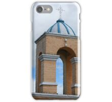 Cross and Church Tower iPhone Case/Skin