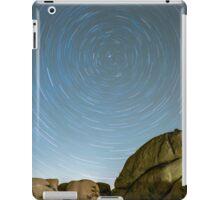 Star Trails  iPad Case/Skin