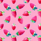 Pink Strawberry Pop by micklyn