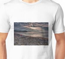 Lahinch Beach Sunset County Clare Ireland Unisex T-Shirt