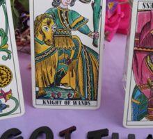 U Got This Tarot Spread Sticker